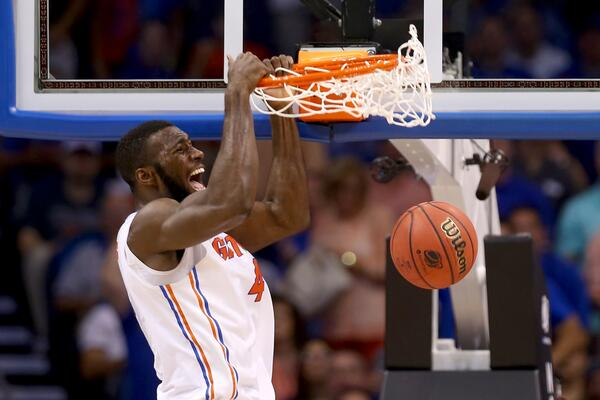 Patric Young, March Madness, Florida, Gators, NCAA