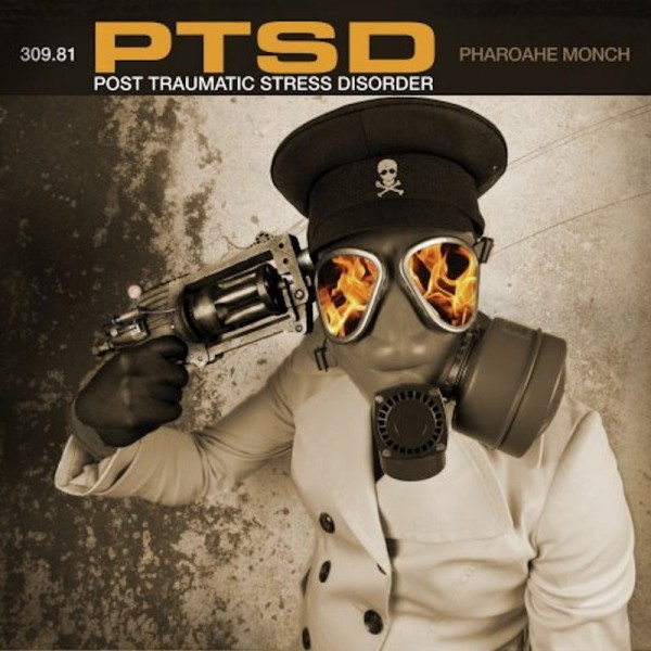 Pharoahe Monch, P.T.S.D., Post Traumatic Stress Disorder, trailer, cover