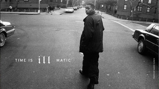 AT&T Film For All Firday Nas Time Is illmatic Tribeca Film Festival