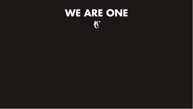 Clippers, NBA, Adam Silver, We Are One, NBA Playoffs