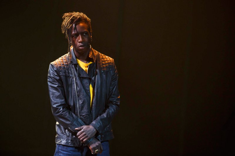 Saul Williams Interview Holler if ya hear me tupac 2pac 2014 play musical