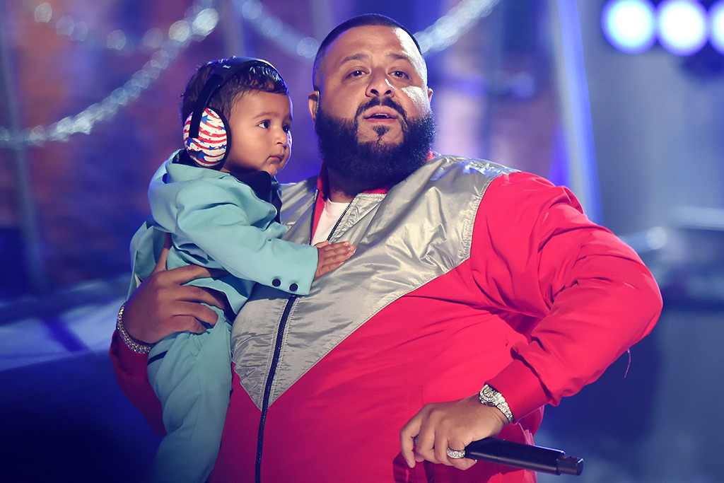 DJ Khaled Has Big Plans for Ashad's First Birthday Party
