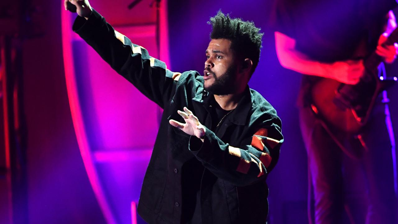 """The Weeknd Announces Partnership With Marvel for Comic Book """"Starboy"""""""