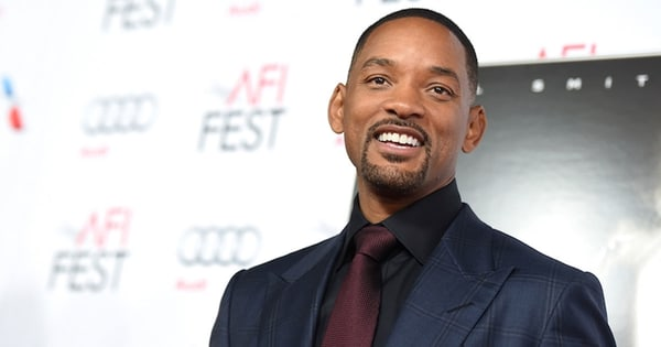 """Will Smith Has a New EDM Song, """"Get Lit"""""""