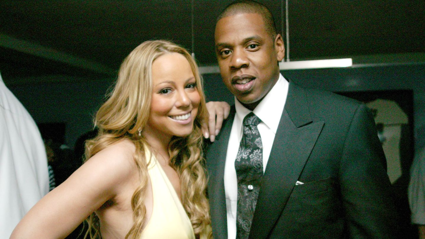 Mariah Carey Inks Management Deal With Roc Nation