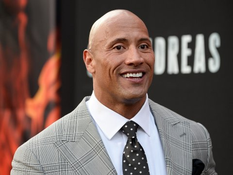 "Dwayne ""The Rock"" Johnson to Receive Star on Hollywood Walk of Fame"