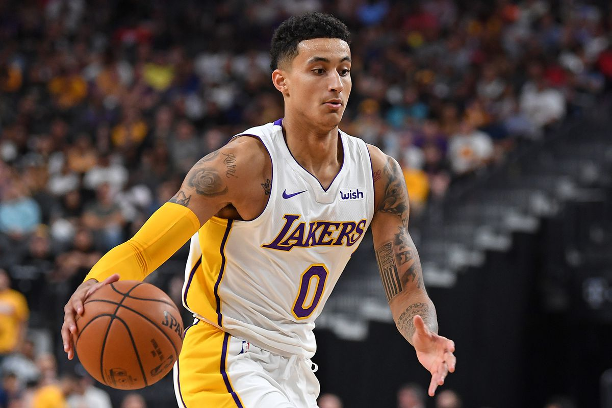 Lakers Rookie Kyle Kuzma Erupts for 38 Points in Huge Win Over Houston Rockets