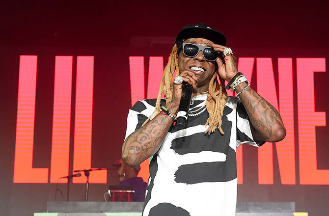 Lil Wayne Launches 'Dedication 6' Capsule Collection