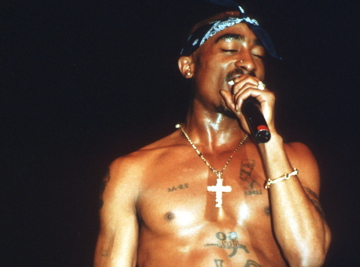 Tupac Shakur's Ex-Girlfriend is Selling Pic of His Junk for $7,500
