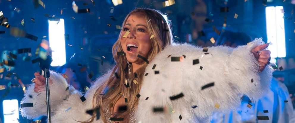 Mariah Carey Comes Back Strong for 2018 NYE Performance