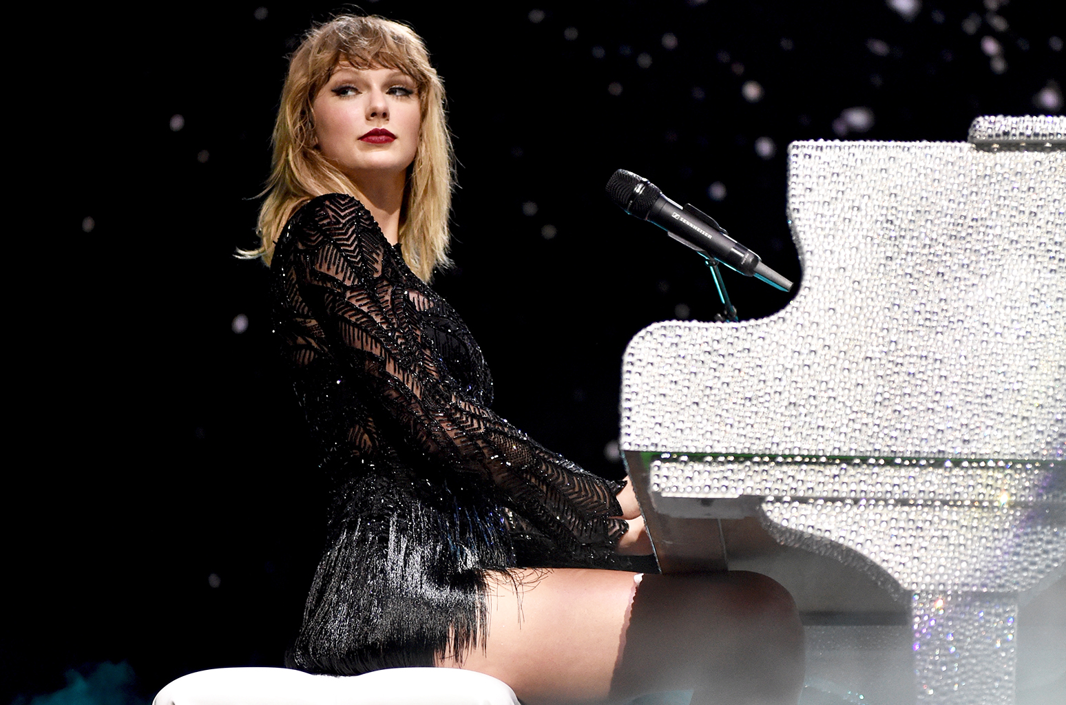 Taylor Swift's 'Reputation' Tour Sales Are Reportedly Sinking