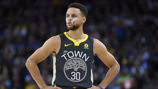 Steph Curry Inks TV, Film Development Deal With Sony