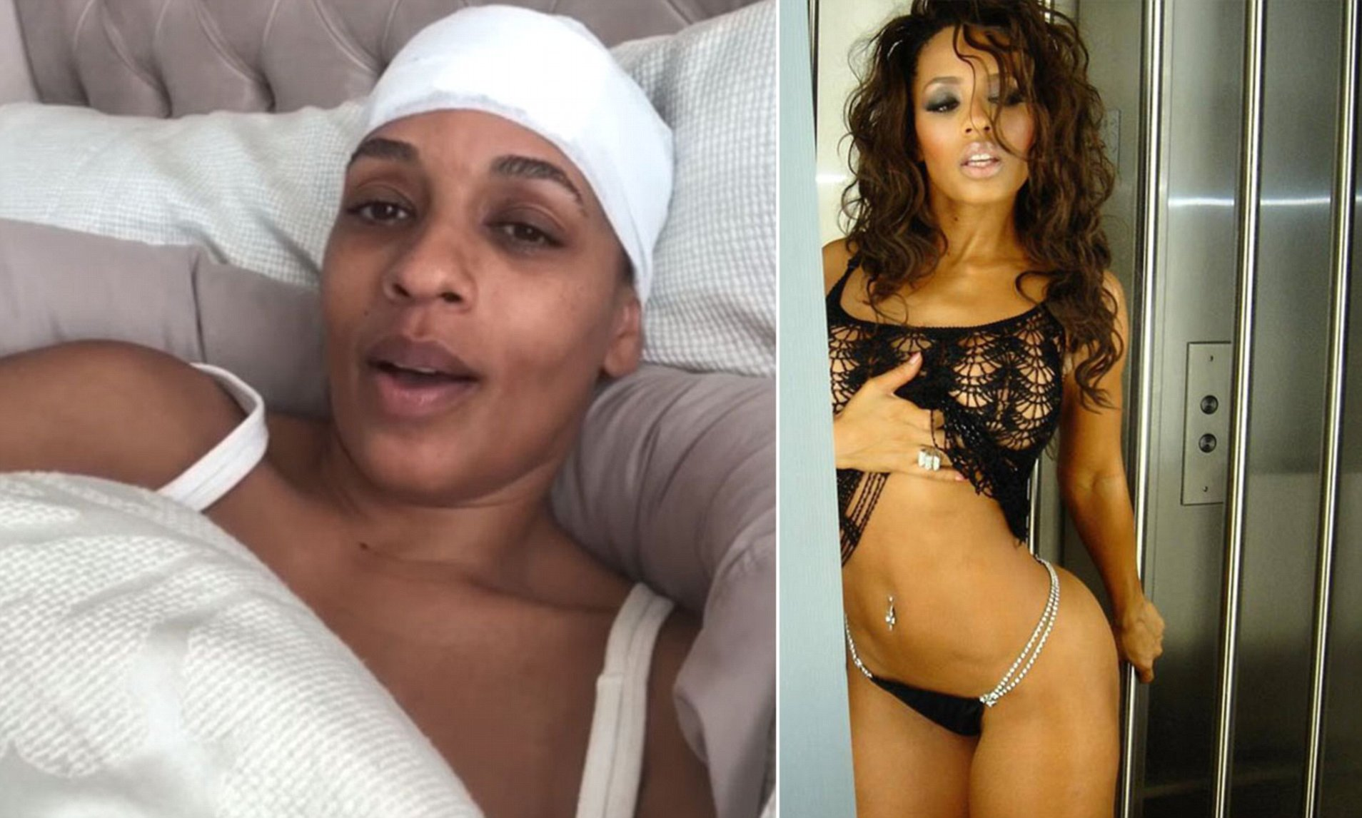 [WATCH] Melyssa Ford Sends Emotional Message Via Social Media About Nearly Fatal Car Wreck