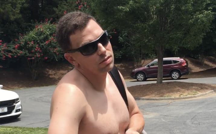 "Adam ""IDAdam"" Bloom Calls Cops on Black Woman Using Public Pool"