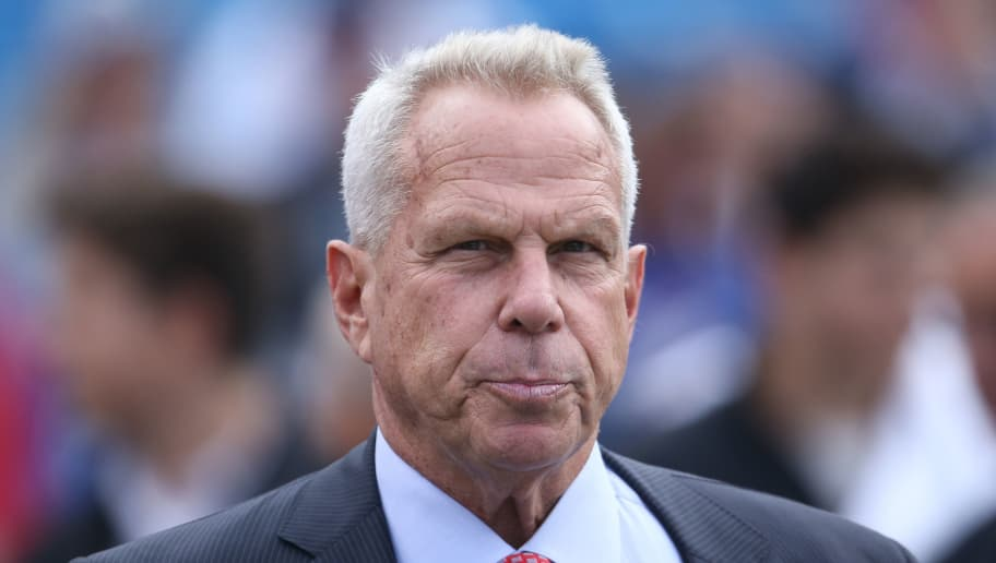 Giants Co-Owner Steve Tisch to Donald Trump 'Don't You Have Better Things To Do Than Worry About The NFL'