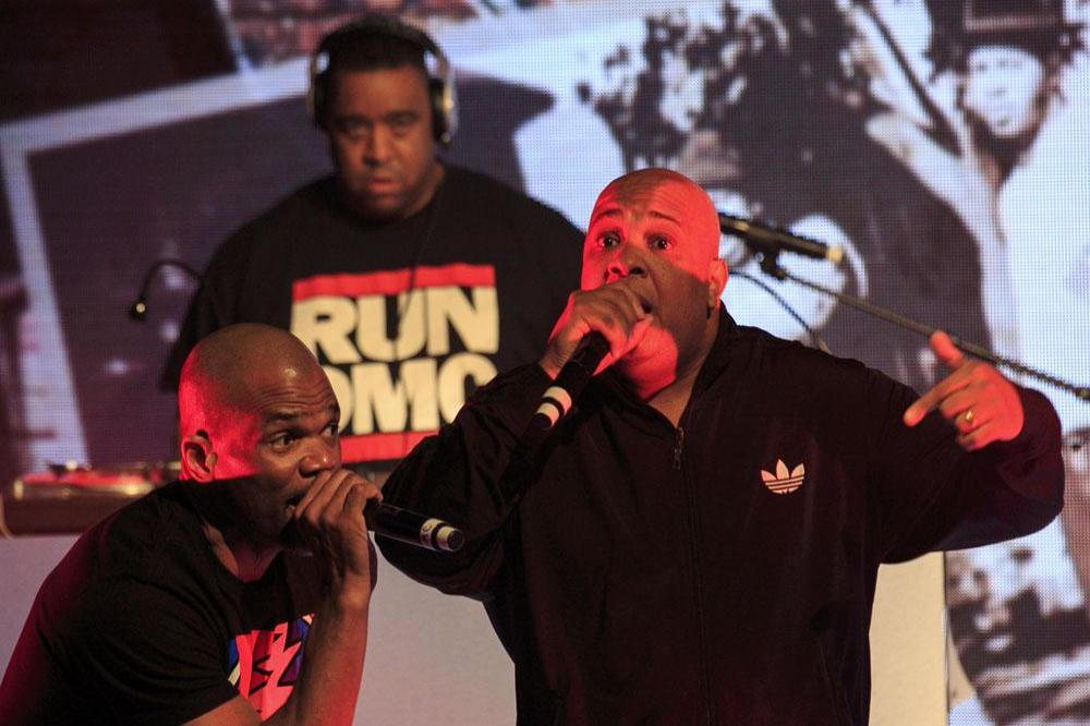 Run DMC's Show in London Leaves Fans Wanting More
