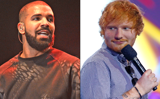 Ed Sheeran Wants to Collaborate With Drake