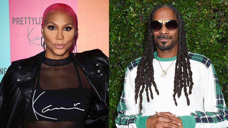 """Snoop Dogg & Tamar Braxton Star In Live Play """"Redemption of Dogg"""""""