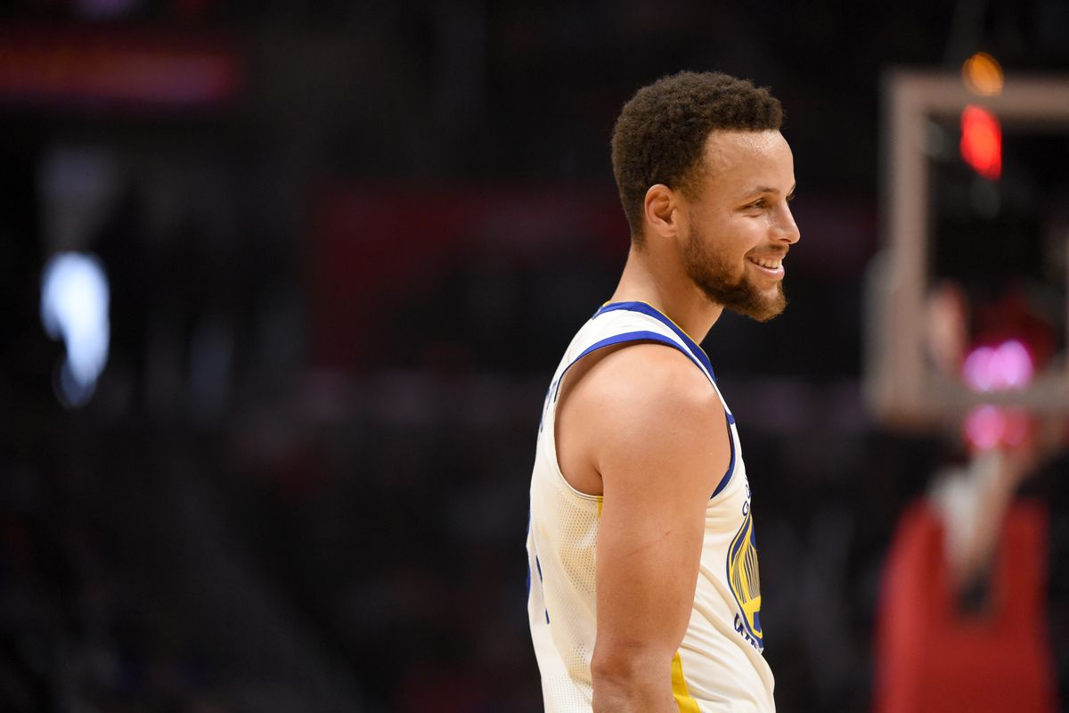 Steph Curry Pens Op-Ed About a Gender Pay Gaps: '[It's] Sending the Wrong Message'