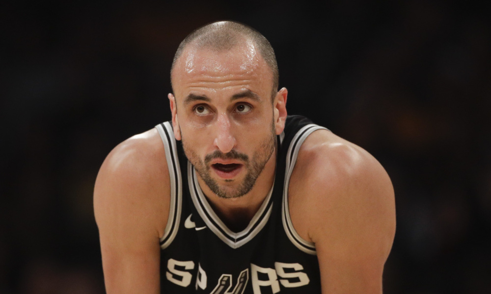 Manu Ginobili May Not Return for the 2018-19 NBA Season