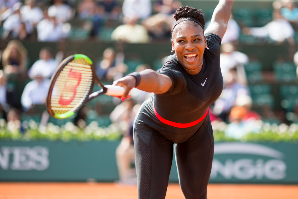 The French Open Doesn't Want Serena Williams to Wear Her Infamous Black Cat Suit