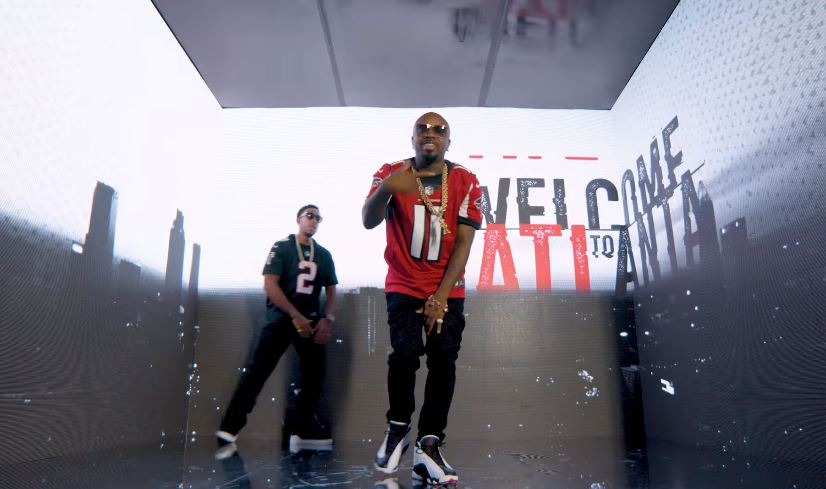 'Welcome to Atlanta' Gets 2018 Remix for the Atlanta Falcons