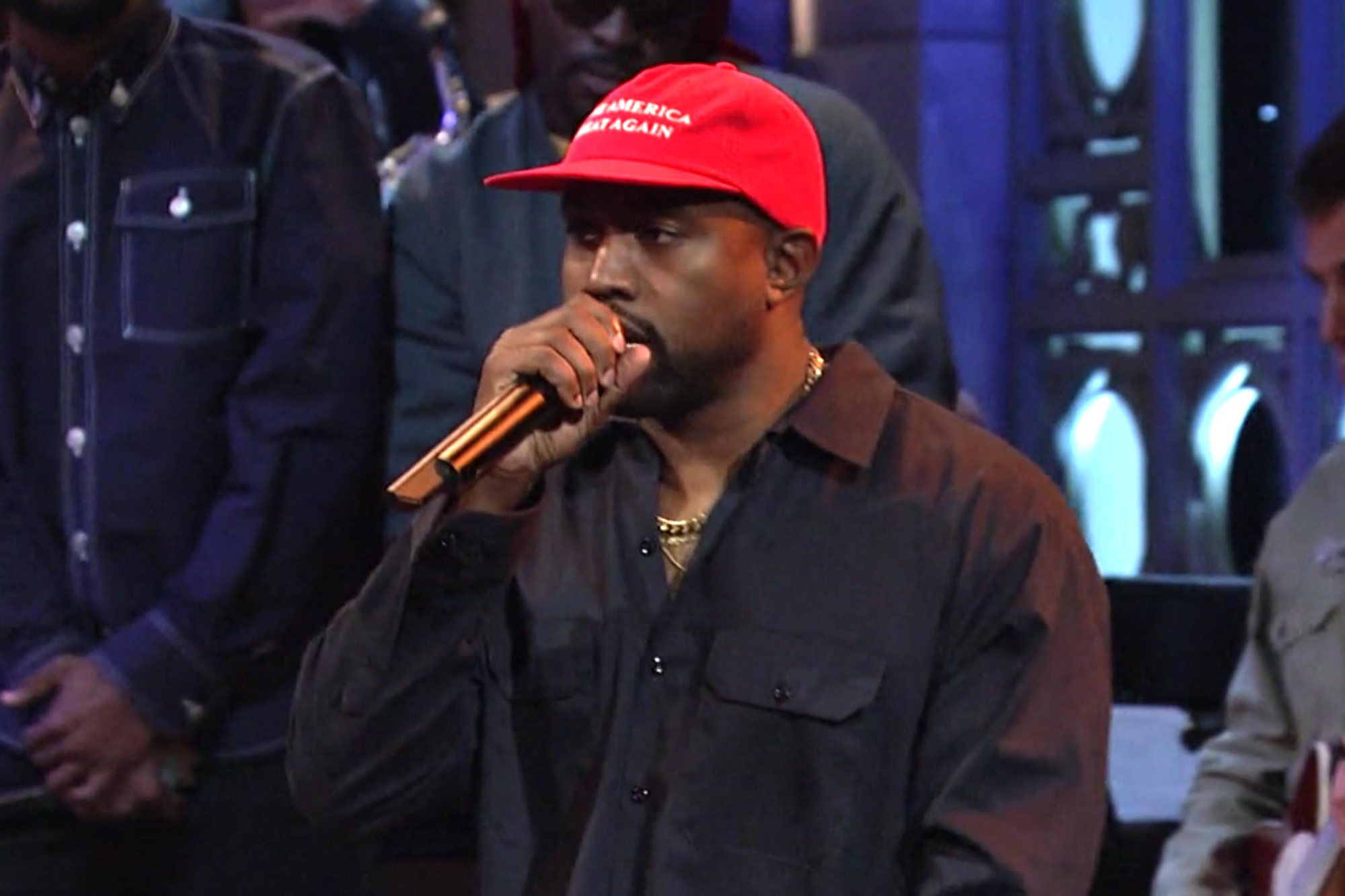Kanye West is Set to Return to TMZ Live to Explain 13th Amendment Comments