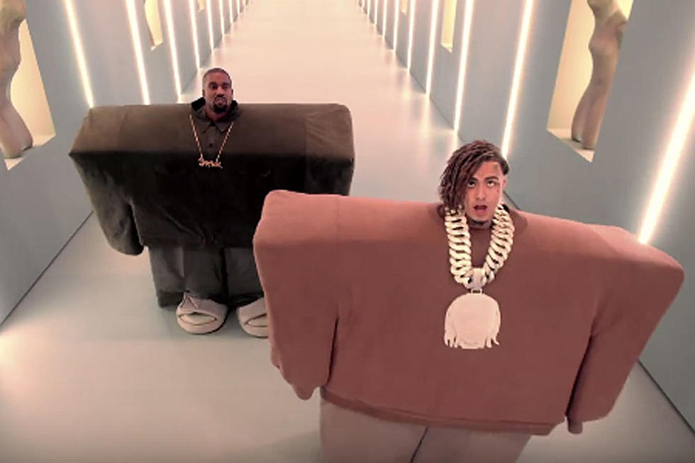Kanye West's 'Ye', 'I Love It' Featuring Lil Pump Goes Gold