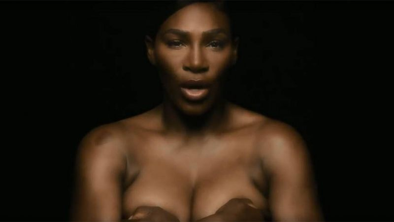 Serena Williams Sings Rendition of 'I Touch Myself' in Honor of Breast Cancer Awareness Month