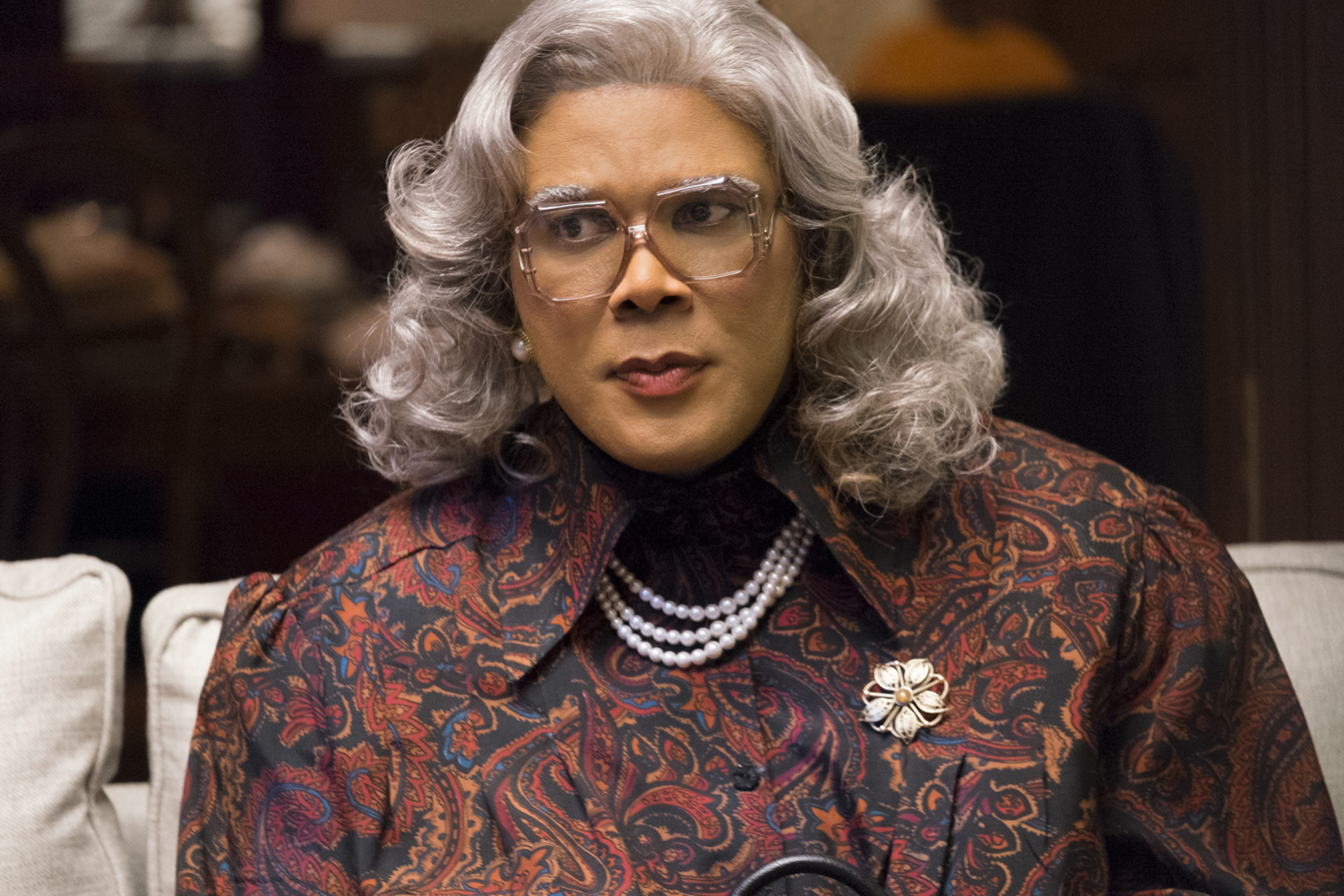 Tyler Perry Plans to End Madea Franchise