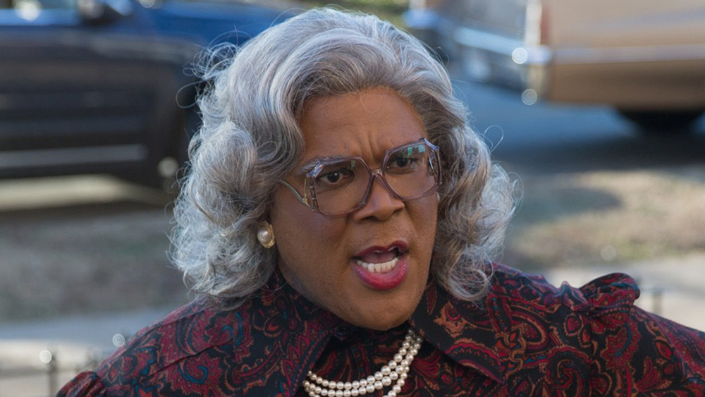 Tyler Perry Plans to Kill Off 'Madea' Character in 2019