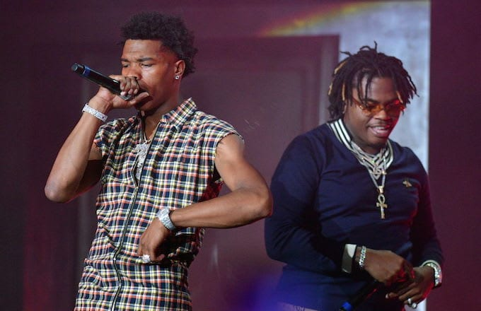 Lil Baby Thinks It's 'Great' People Compare Him, Gunna to Outkast