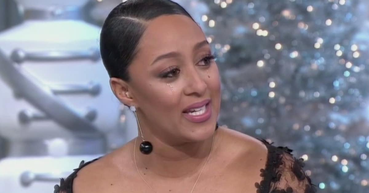 Tamera Mowry Returns to 'The Real' After Her Niece's Killing at Thousand Oaks Shooting