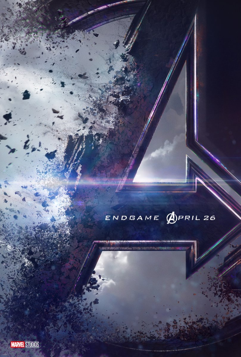 Marvel Studios Releases Highly Anticipated 'Avengers: End Game' Trailer
