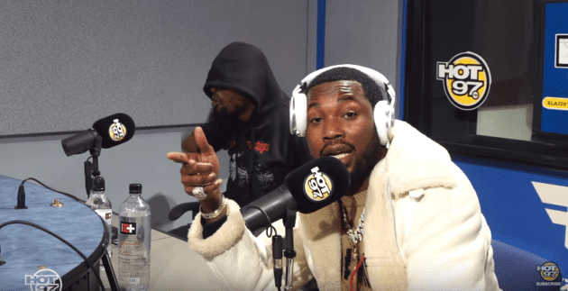 Meek Mill Delivers Freestyle Over Drake's 'Back To Back'
