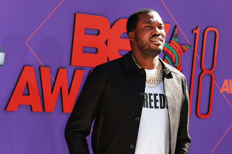 Meek Mill's Grandmother's House Was Spray Painted With Racial Remarks