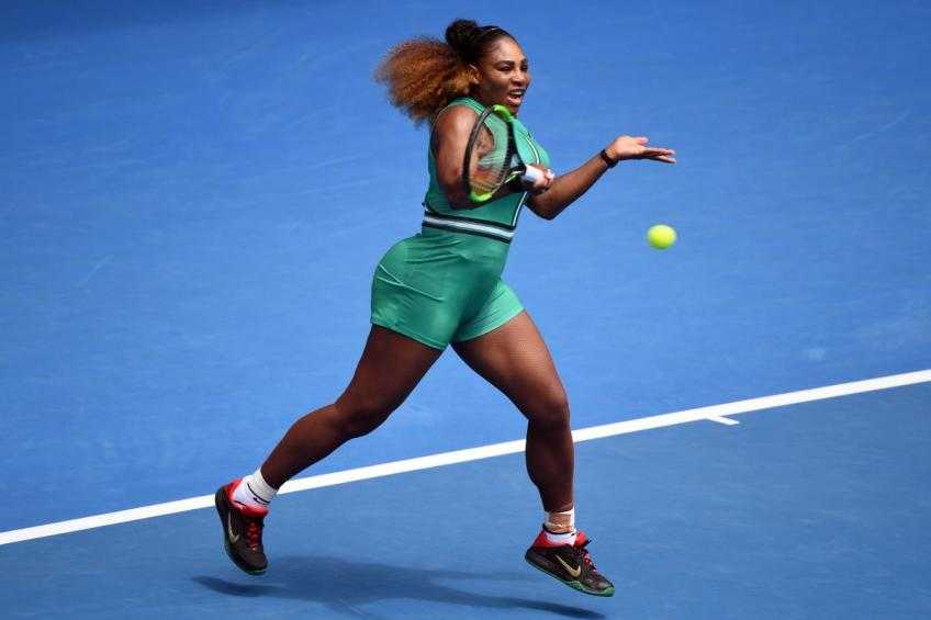 Serena Williams Returns to the Australian Open With Another Amazing Fashion Statement