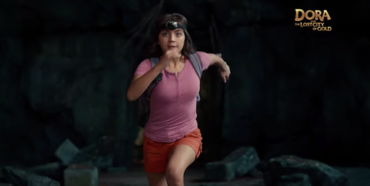 Dora the Explorer is Grown Up in Live-Action Trailer