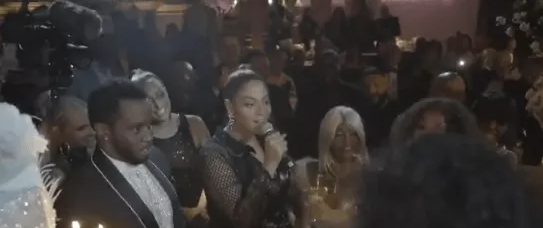 Watch Beyonce Sing 'Happy Birthday' to Diana Ross at her 75th Birthday Party