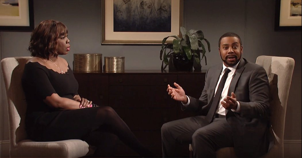 [WATCH] R. Kelly's Interview With Gayle King Gets 'SNL' Spoof Treatment