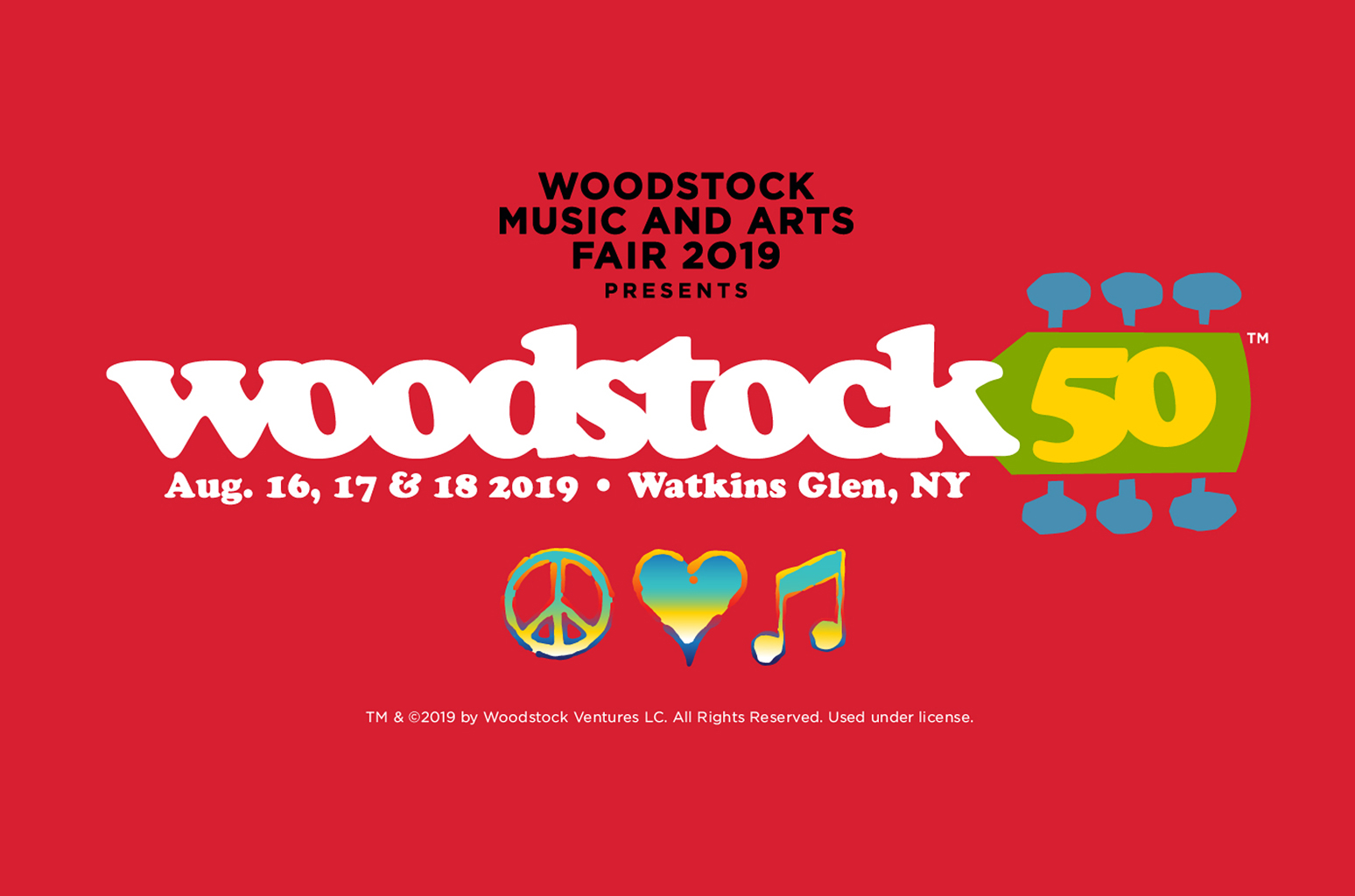 Woodstock Co-Founder Defends Having Hip Hop Artists at 50th Anniversary