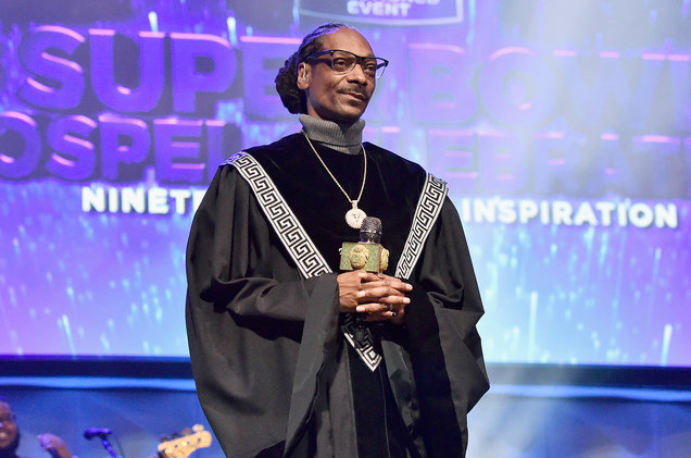 Snoop Dogg Takes Home Best Gospel at 2019 BET Awards