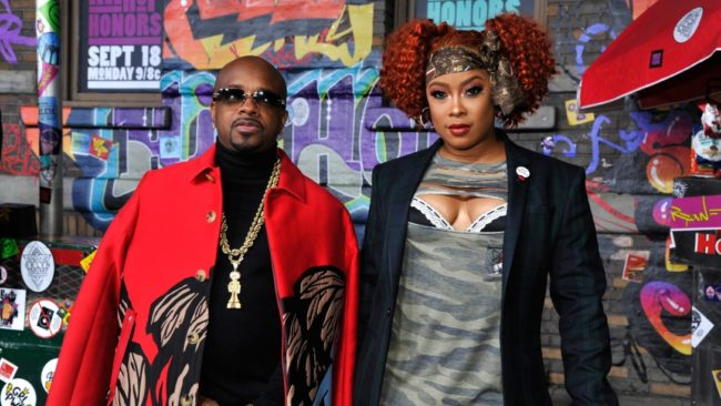 Da Brat Defends Jermaine Dupri's 'Strippers Rapping' Comments, Says Interview Was Edited