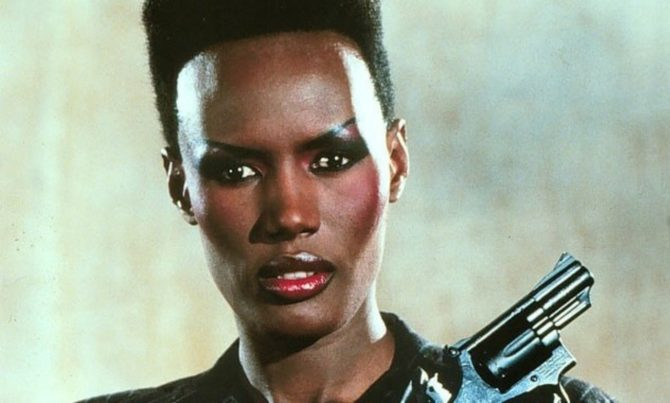 Grace Jones Reportedly Walks Off 'James Bond 25' Set Because She Didn't Have Enough Lines