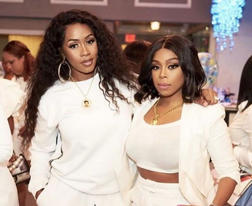 Remy Ma Shares Shay Johnson Wrote her While She Was in Prison Before They Met