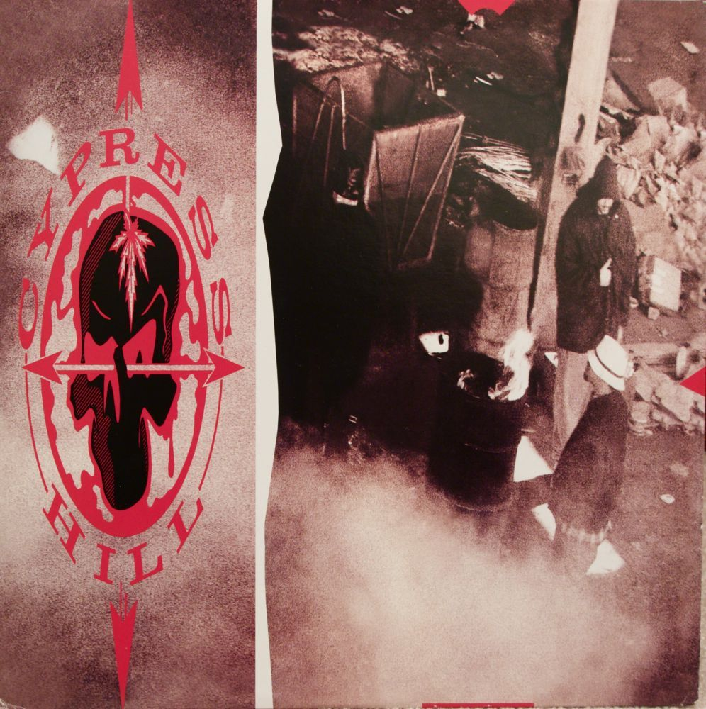 Today In Hip Hop History: Cypress Hill Released Their Self-Titled Debut Album 28 Years Ago