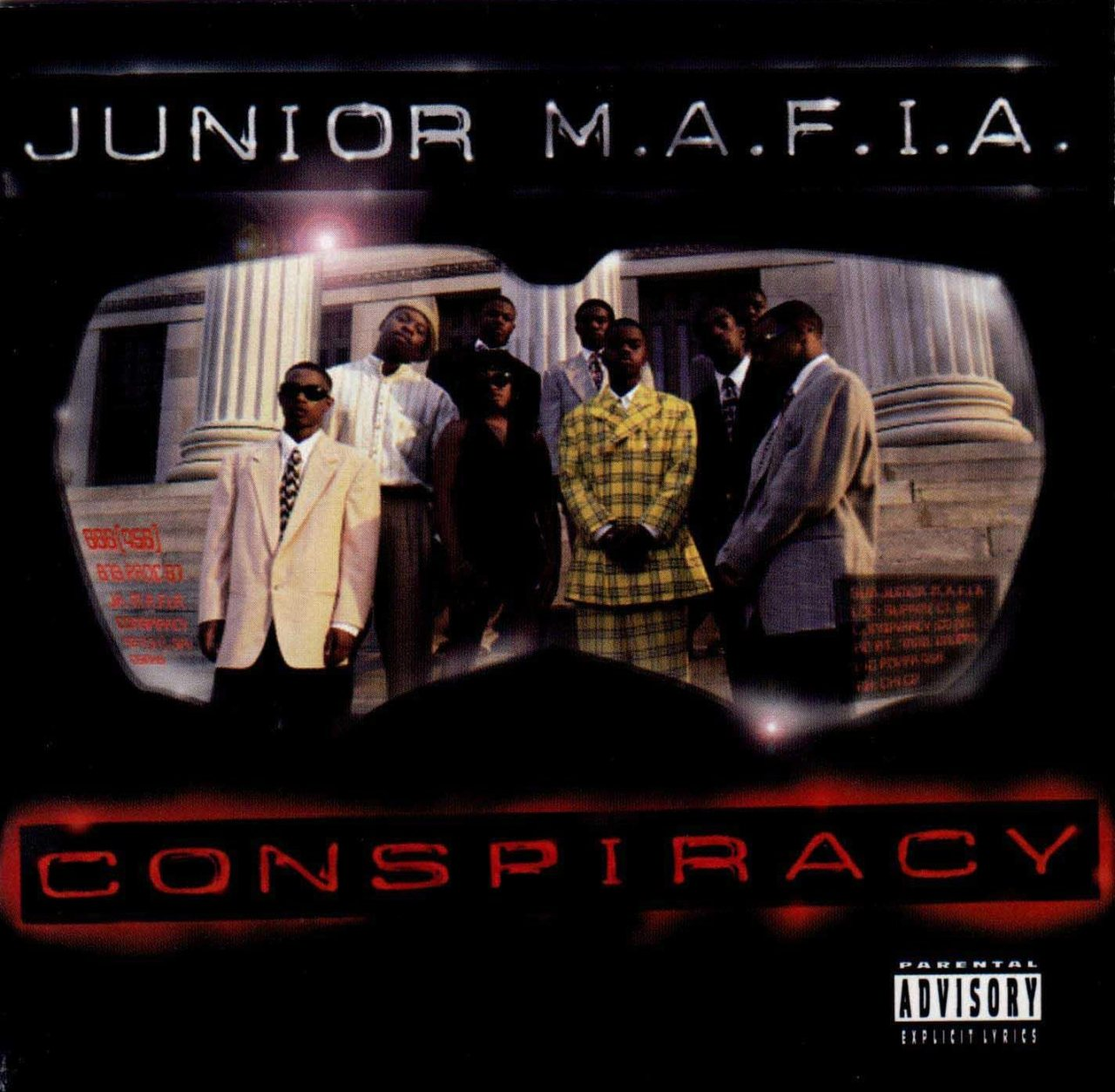 Today in Hip Hop History: Junior Mafia Releases Their Debut Album 'Conspiracy Theory' 24 Years Ago