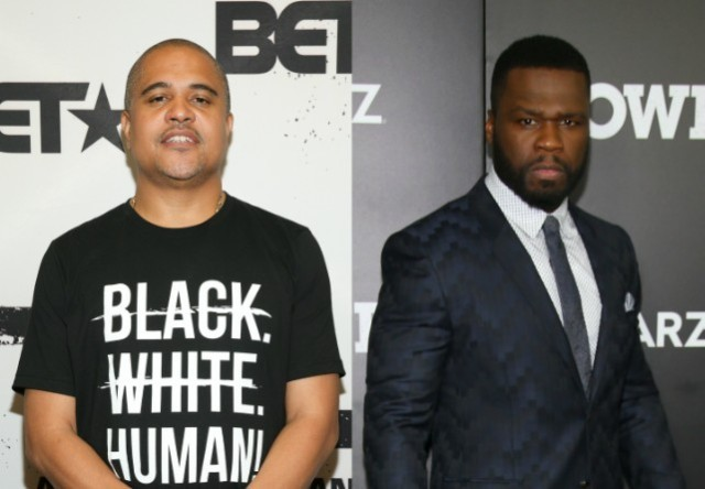 50 Cent Slams Reports of Irv Gotti's 'Supreme Team' Movie Based on Kenneth McGriff