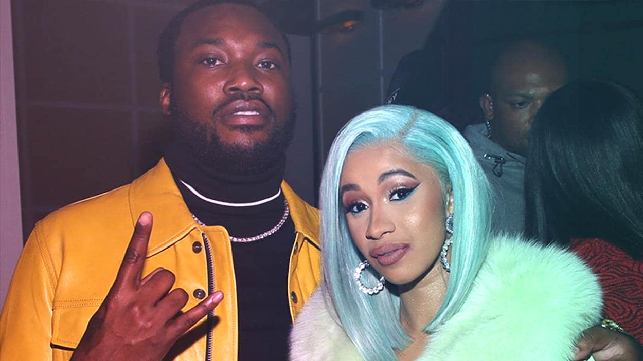 Cardi B, Meek Mill Says Forbes' 2019 Highest Paid Hip Hop Acts List is Inaccurate