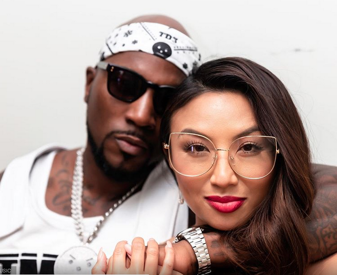 Jeezy and Jeannie Mai Makes it Instagram Official